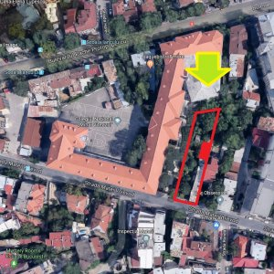 Teren ideal investitie, zona M2, 859 mp, 16m deschidere, oportunitate