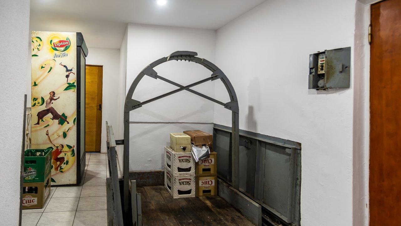 Restaurant activ pe CA Rosetti/Magheru 150mp+45 subsol