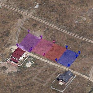 Ultimele loturi teren constructie case Pantelimon 411, 368, 376, 380 mp, ocazie