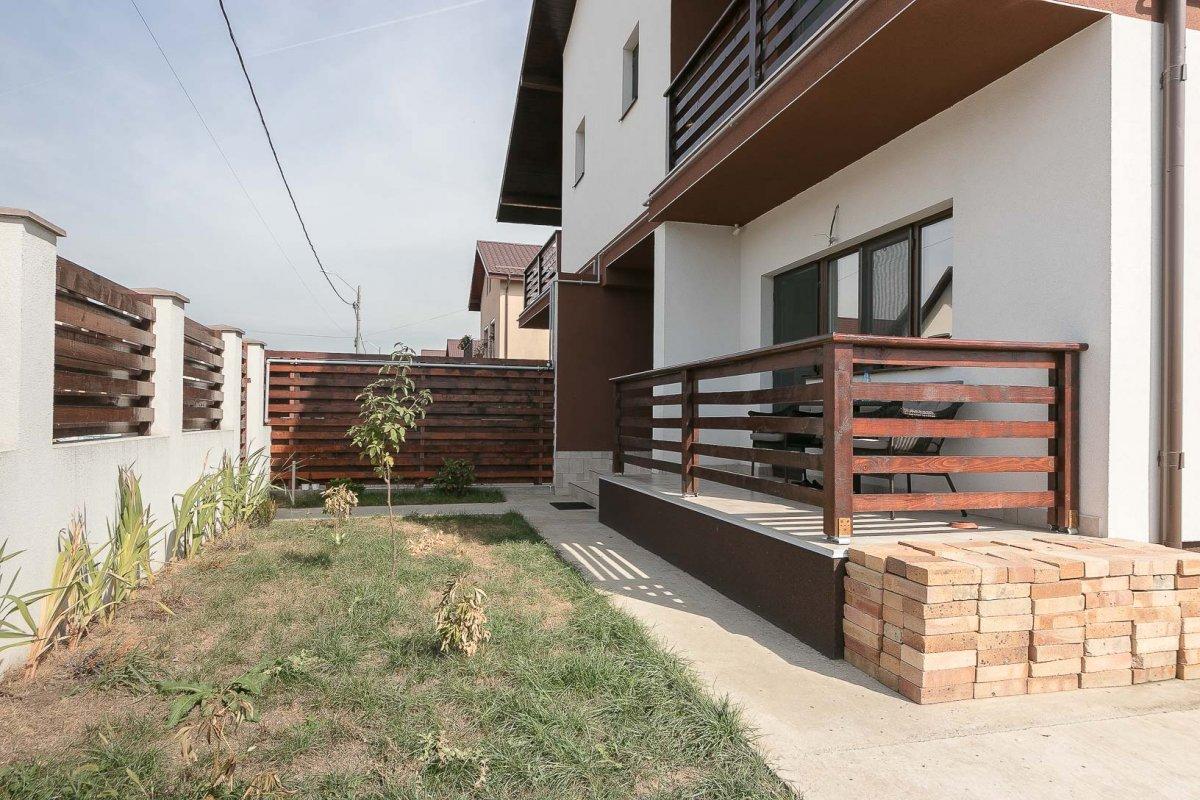 Casa langa Liziera Padurii Tunari
