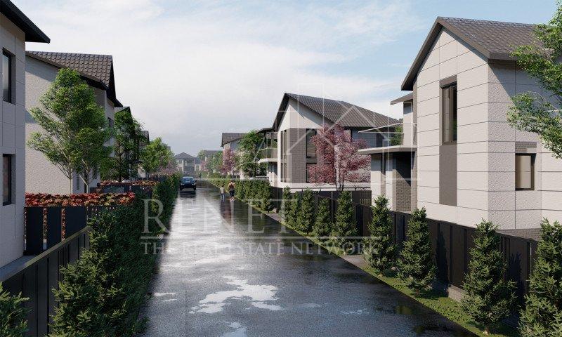 Cu această vila te poți bucura de liniștea Pădurii Snagov (TIP 1)