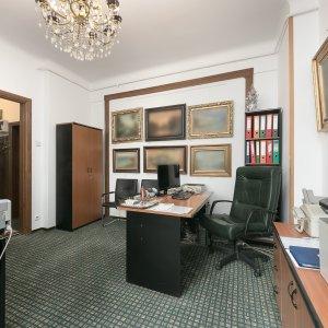 Apartament  in vila Arcul de Triumf Herastrau destinatie birou