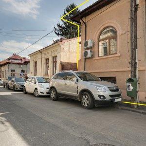 Vila parter si etaj Piata Victoriei pentru rezidenta comercial birouri