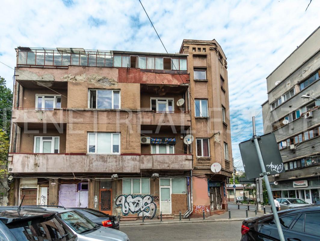 3 Camere Ideal Birou 83mp la 3min de metrou Unirii