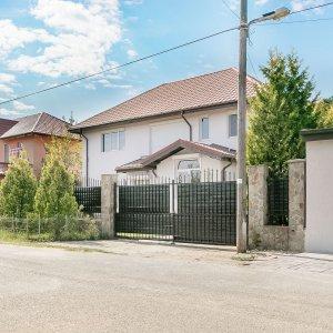 Casa de langa padurea Snagov.
