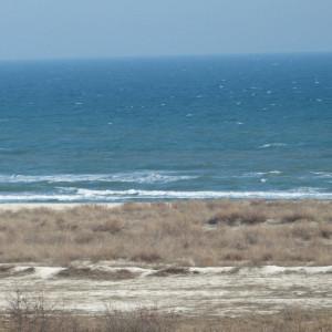 CORBU - Teren frontal la mare!
