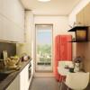 Apartament cu 2 camere decomandate, etaj 1/4, Bloc Nou, Bucurestii Noi