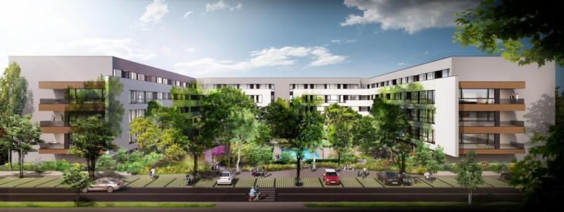 Apartament cu 2 camere tip 2D2 Logie - Atria Urban Resort