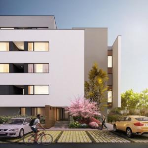 Apartament cu 2 camere tip 2B2 Balcon - Atria Urban Resort
