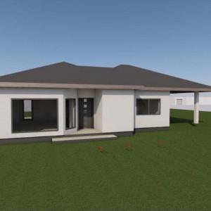 Okazie ! Casa Noua la intrare in Lazuri