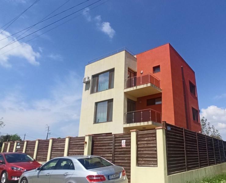 Vila P+2E+ET, mobilata, in Palazu Mare