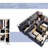 OFERTA DIRECT DEZVOLTATOR! INEL II  - 2 camere TIP 1 in  Eliberarii Residence