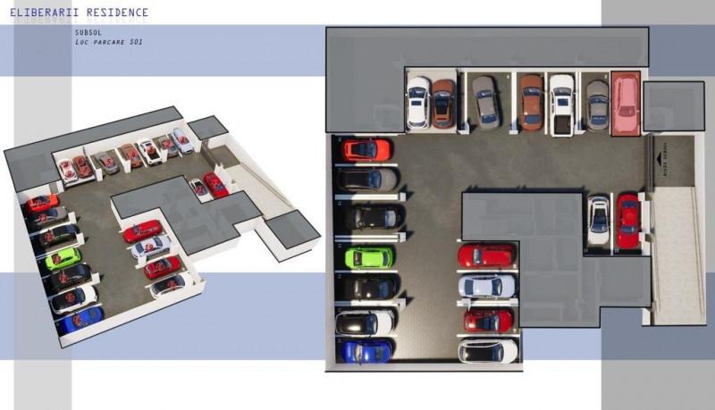 OFERTA DIRECT DEZVOLTATOR ! INEL II - 2 camere TIP 3 in Eliberarii Residence