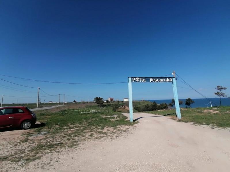 Teren 1050 mp Epava Costinesti zona investitionala excelenta