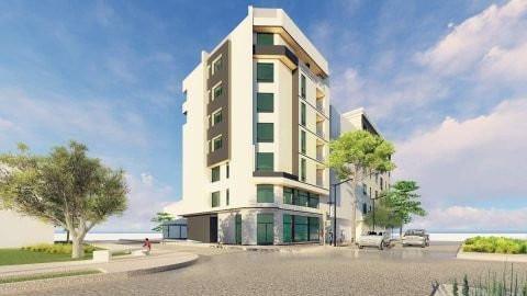 Exclusiv Teren exceptional cu proiect autorizat P+6 bulevardul Mamaia