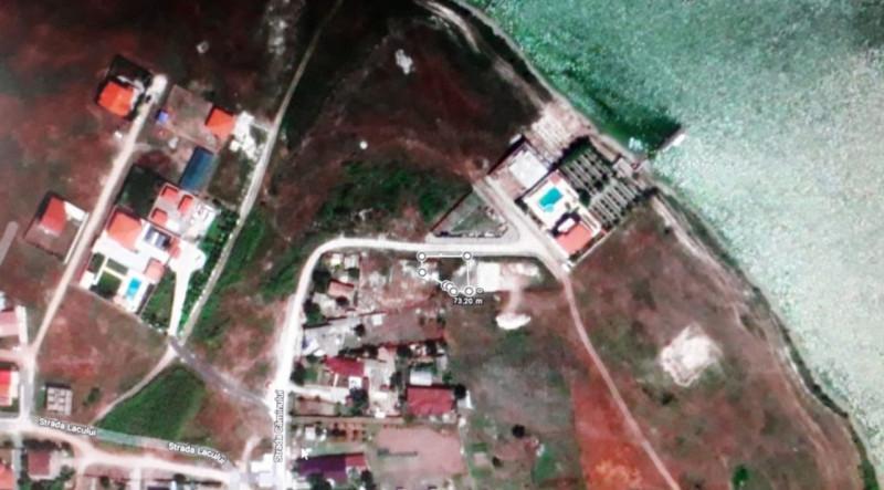 Teren intravilan in localitatea Limanu